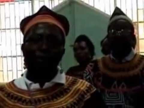 Lamnso Choir at Cardiac Centre