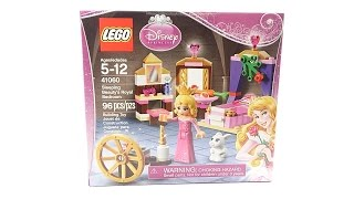 Lego Sleeping Beauty's Royal Bedroom Review Set 41060!