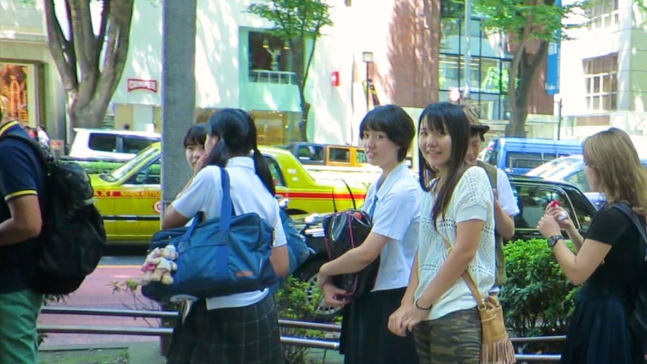 Япония. Модные улицы, ништяки, жара и фильм про войну