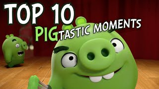 Angry Birds | Top 10 PIGtastic Moments