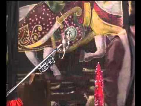 HAZRAT GHAZI ABBAS aur  DARYAE FURAT WAQIAT BY MAULANA SAQLAIN ABBAS GHALO