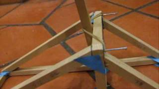 School Dt Projects: Mini Roman Catapult