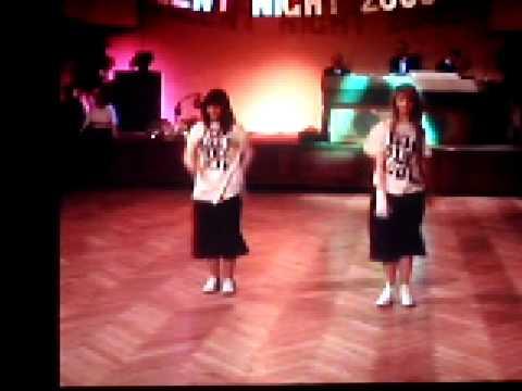 Wh!pped*Cream (Duo Jenny und Bianca@ TalentNight F...