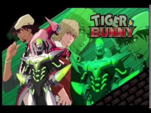 「TIGER&BUNNY」 OST - Kotetsu