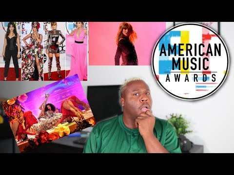 AMAS 2018 *WTF* BEST & WORST PERFORMANCES  Zachary Campbell