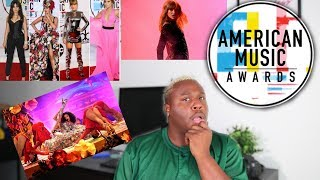 AMA'S 2018 *WTF* BEST & WORST PERFORMANCES | Zachary Campbell