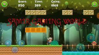 Super Jungle Adventure level ( 6 to 10 )