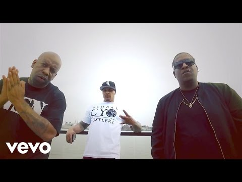 Outlawz  Gods Plan ft Trigga Trife, Rnie Spencer