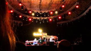 Herbie Hancock & Wayne Shorter duo - Umbria Jazz 2014