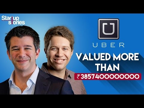 Uber Success Story | Travis Kalanick | Garrett Camp | Motivational Video | Startup Stories