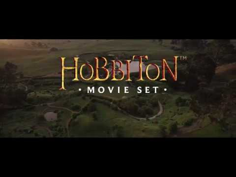 Hobbiton Film Set Tour - Video