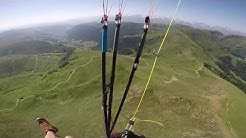 Vol rando:  Mont Né (2150m) Pyrénées Centrales