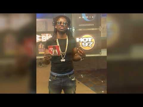 Supreme.G Hits Up Hot 97 Radio In New York
