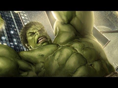 Hulk TV Series Planned For 2013