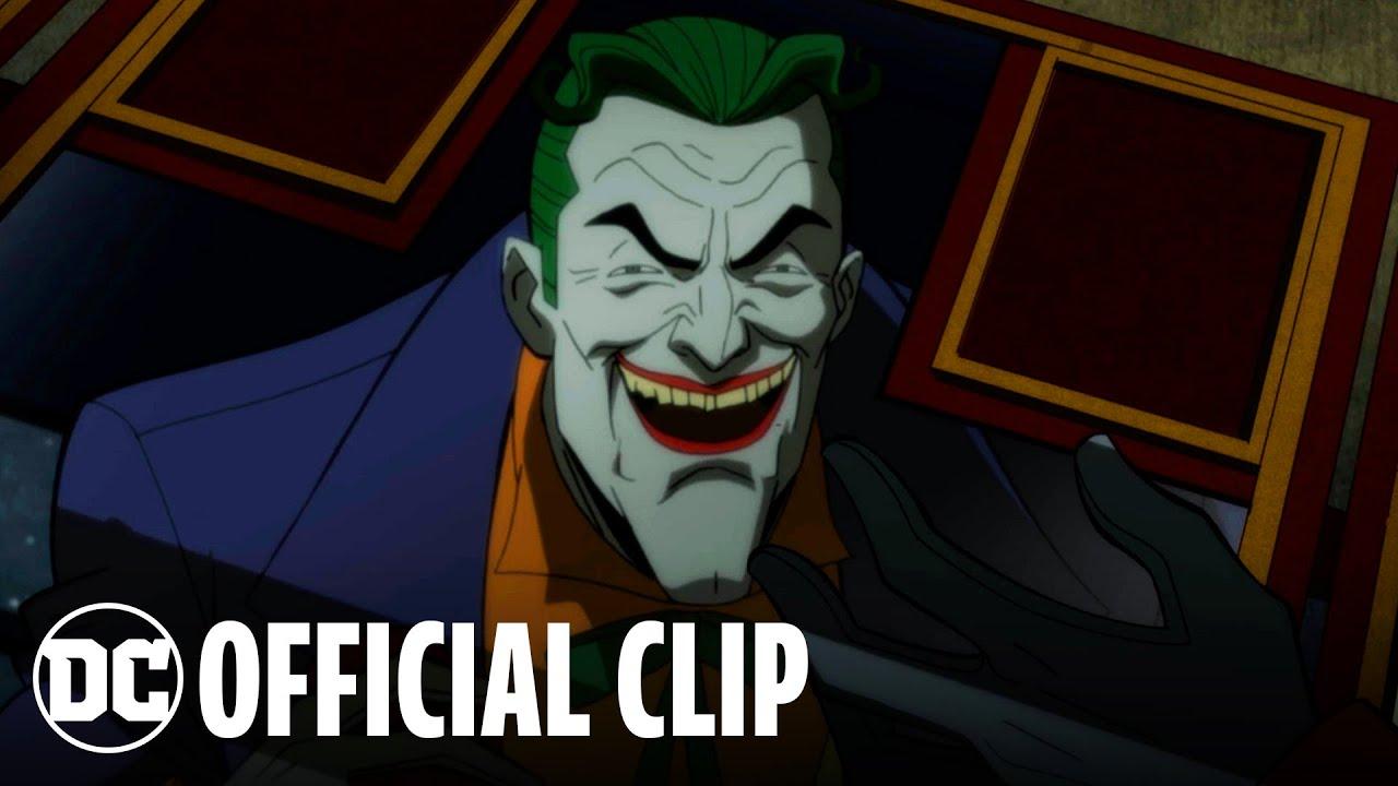 Batman: The Long Halloween, Part One - Official Clip | DC