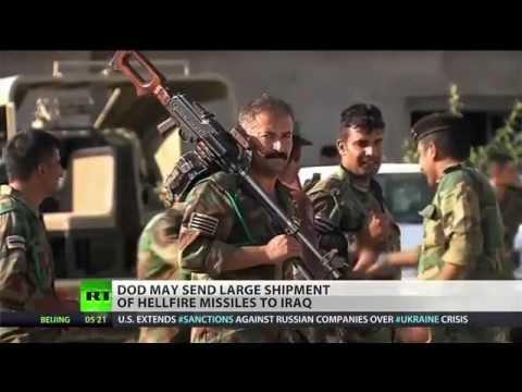 Pentagon considers sending $700 million worth of Hellfire missiles to Iraq
