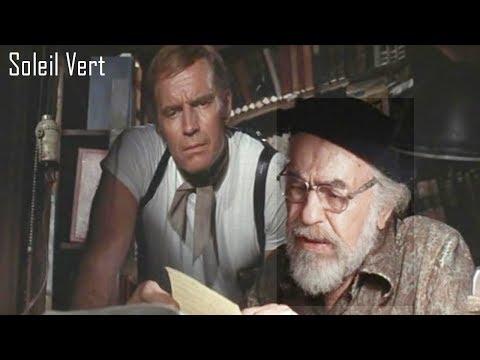 Soleil Vert 1973 (Soylent Green) - Film Réalisé Par Richard Fleischer