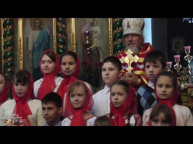 Свято-Озерянский храм, город Харьков. Пасха 2019