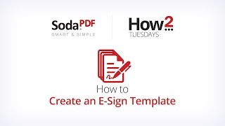 كيفية إنشاء بريد التوقيع قالب