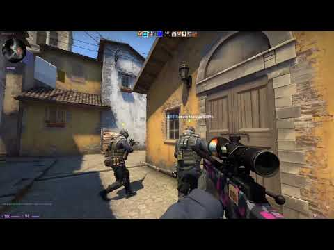 CSGO Awp EPIC! Compilation 'N' Weird Network Glitches WTF!!!