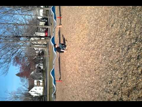 Frontflip at Craneville