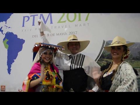 Perú Travel Mart 2017. Inauguración .Video reporte.- Javier Espichán Gambirazio