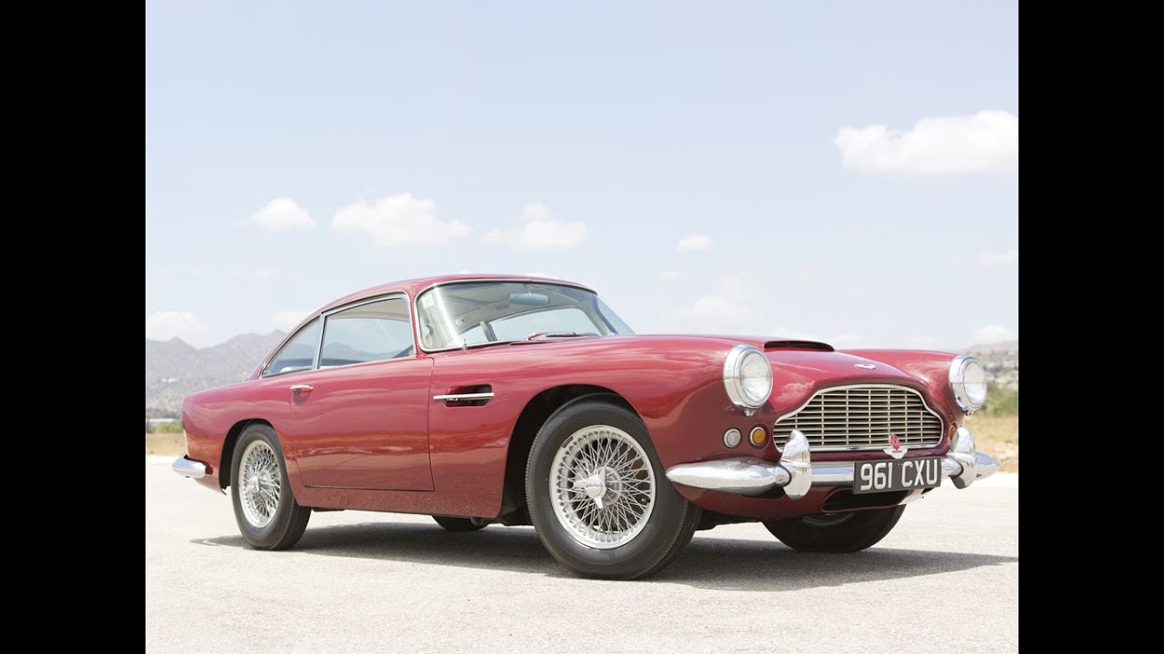 1962 Aston Martin Db4 Youtube