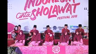 JUARA 1 & Vokal Terbaik CICS Festival Al Banjari 2018 - AL FURQAN SALATIGA