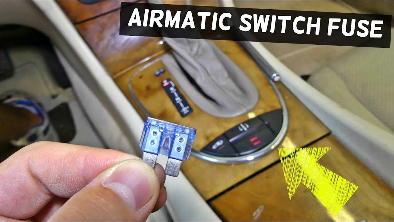 Mercedes W211 Airmatic Control Switch Fuse Youtube 2009 E250 Diagram