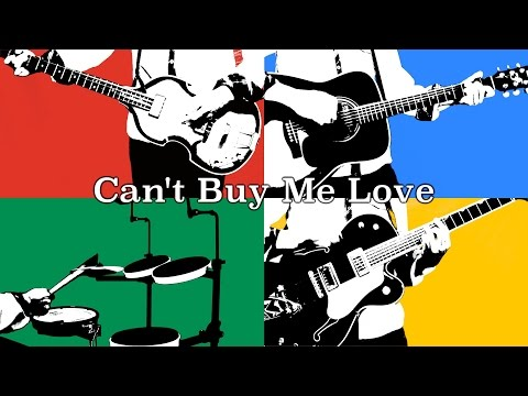 Can't Buy Me Love - The Beatles karaoke cover