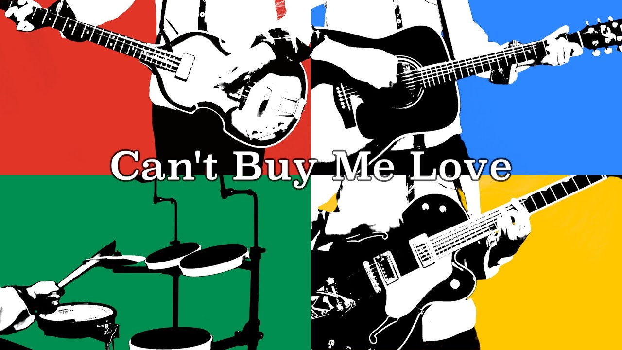 "cant find me love beatles Can't buy me love"" is a song composed by paul mccartney (credited to therefore, ""can't buy me love"" became the first single the beatles released without their however, the outtake from the same day (see above) does not have this."