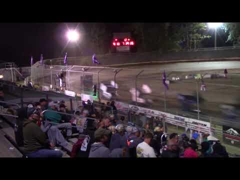 Deming Speedway WA - Micro 600 A Main Event (Devon Borden) - August 24, 2018