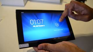 Pipo T9 Tablet and Keyboard Cover