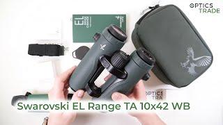 Swarovski EL Range TA 10x42 WB…