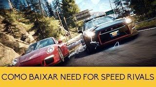 Como Baixar e Instalar Need For Speed Rivals [PC]