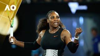 Serena Williams on court interview  (2R) | Australian Open 2017 | Australian Open TV