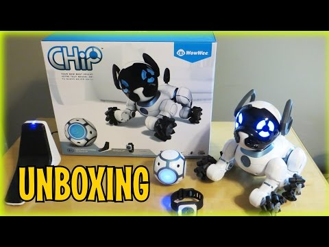 day-1---unboxing-chip-robot-dog-toy-from-wowwee-(full-review)