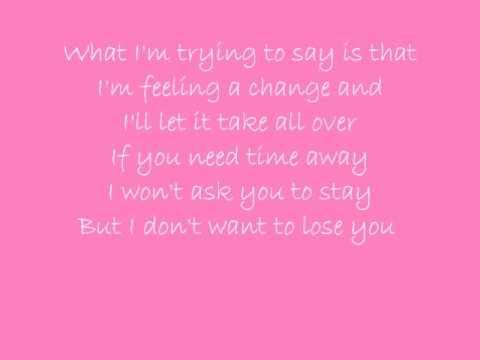 Feelings Show Colbie Caillat lyrics
