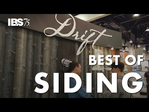 Best Of Siding & Soffits At The 2019 Builders Show - TimberTips