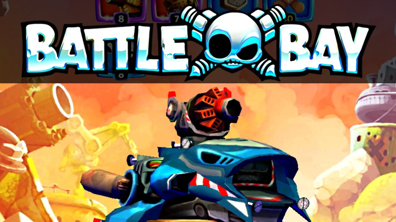 Battle Bay Sunday Defender Gameplay Rovio S Android