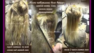 Ужасы наращивания волос и неправильного ухода.