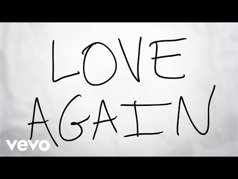We The Kings - Love Again (Official Lyric Video)