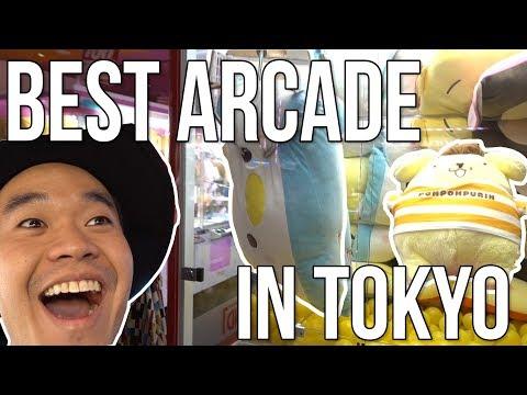 Best Arcade in Tokyo ROUND 1
