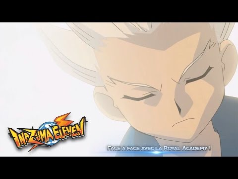 "Inazuma Eleven - 02 ""Face à face avec la Royal Academy !"""