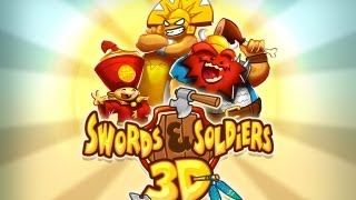 3DS eShop Game Swords & Soldiers 3D