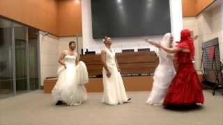Поздравление от коллег с днем свадьбы для Иришки
