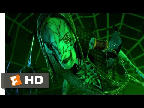 Coraline (9/10) Movie CLIP - No I'm Not! (2009) HD