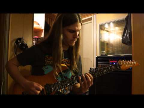 Brymir studio blog 2013 pt.2 - Guitar pt.1
