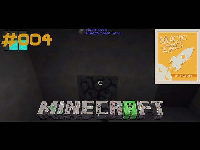 Let's Play Minecraft Galactic Science   Sieben und Farmen   Folge #004