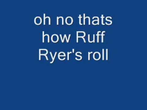 DMX - Ruff Ryder Anthem